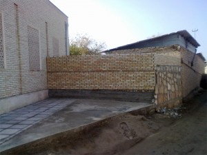 После реконструкции