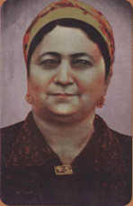 Эстер Соломоновна Халафтаева