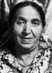 Хавлохурова Ойхон 1910 - 1987 - 9 тишрей