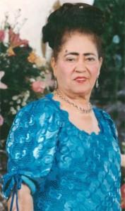 Борухова Елизавета Рафаиловна