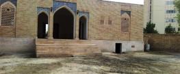 Продолжение реконструкционных работ на Бухарском еврейском кладбище сентябрь-ноябрь 2012 года