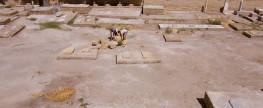 Продолжение реконструкций безымянных могил на Бухарском Еврейском Кладбище – 2016-2017 гг.