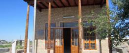 Реставрация здания ХАНУКО и прилежащих объектов -2017 год