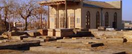 Бухарское Кладбище